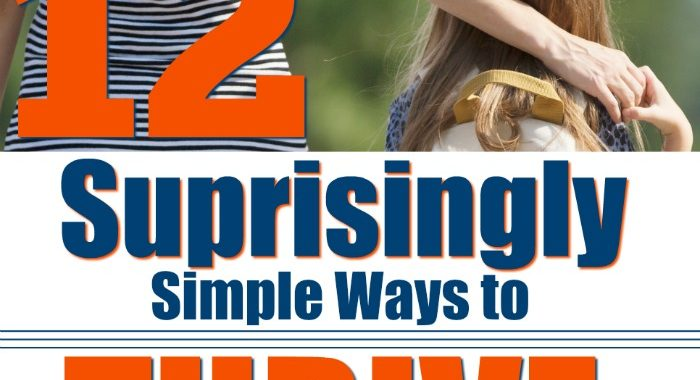 Feeling like a human diaper changing machine, keeping an 24/7 home-cookin' kitchen running and giving Mr.Clean a run for his money on scrubbing and mopping can easily zap your zeal for the stay-at-home-mom life. Dig into these 12 surprisingly simple ways to thrive and start being passionate about being a SAHM again1 #stayathomemom #stayathomewife #stayathomelife #sahm #motherhood #inspiration #mommyblog #Christianblog #Christianmoms #homemaking #homemakinghelps #mommylife #parenting #happyhome #stayathomemother