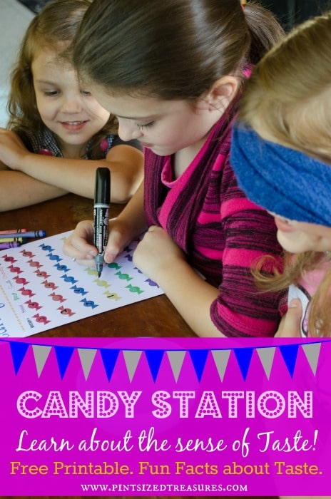 games for kids with candy