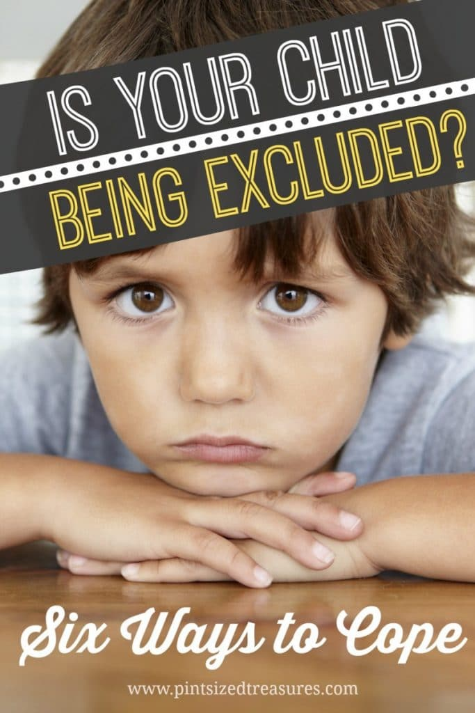 How to Respond When Your Child Is Being Excluded