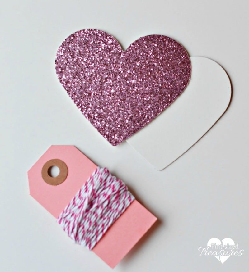 diy heart bunting instructions