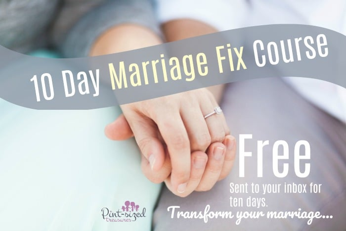 fix your marriage in just 10 days