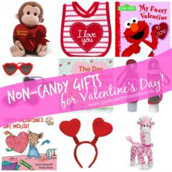 Non-Candy Kid Gifts for Valentine's Day