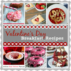 25 Valentine's Day Breakfast Recipes