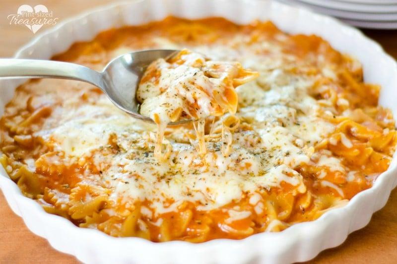 easy cheesy skillet recipe