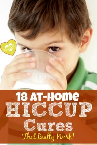 easy hiccup cures that work