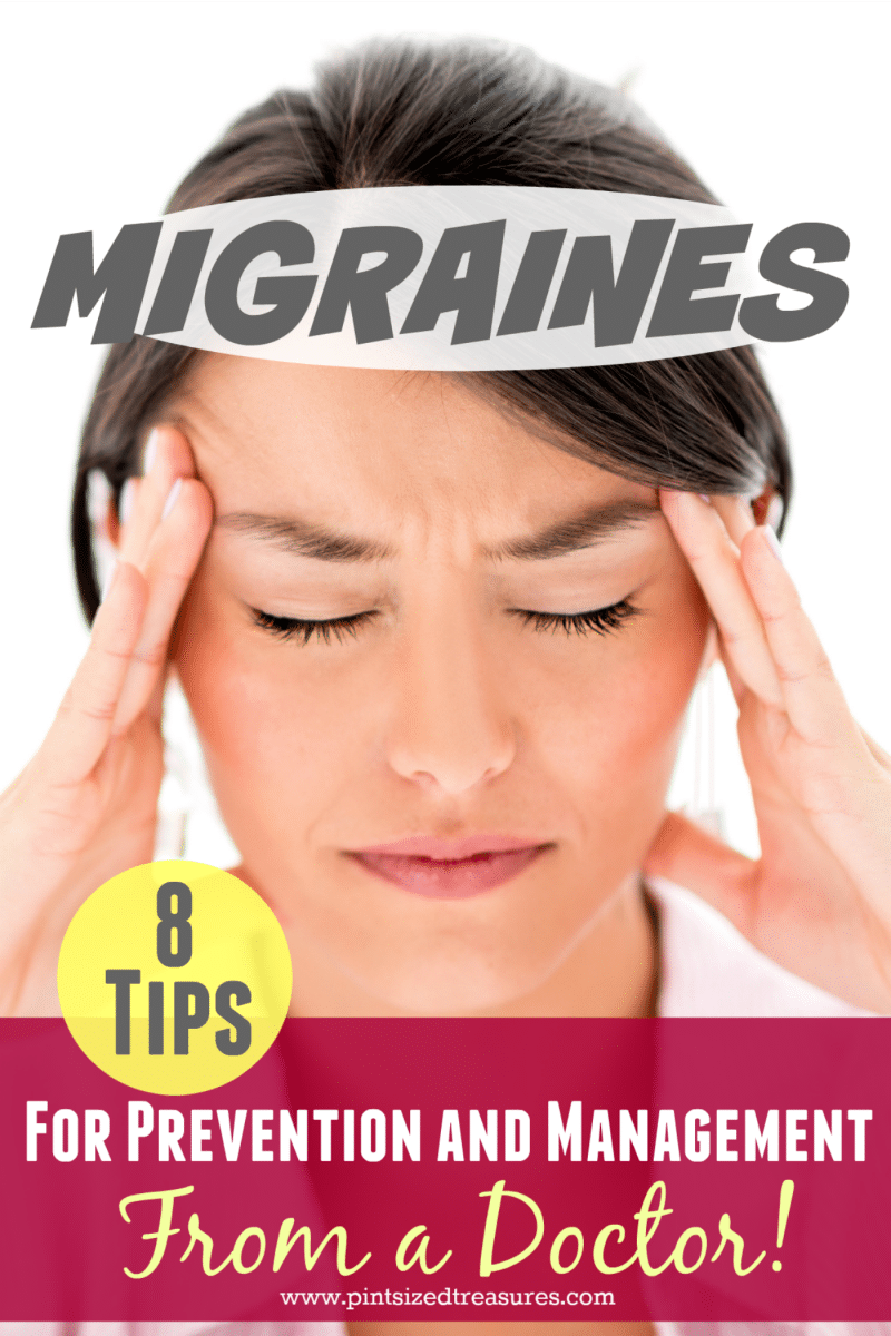 migraine tips from a doctor