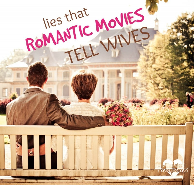 lies romantic movies teach