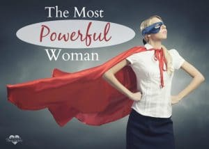 most powerful woman