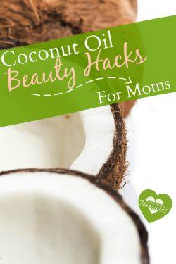 Coconut Oil Beauty Hacks For Moms