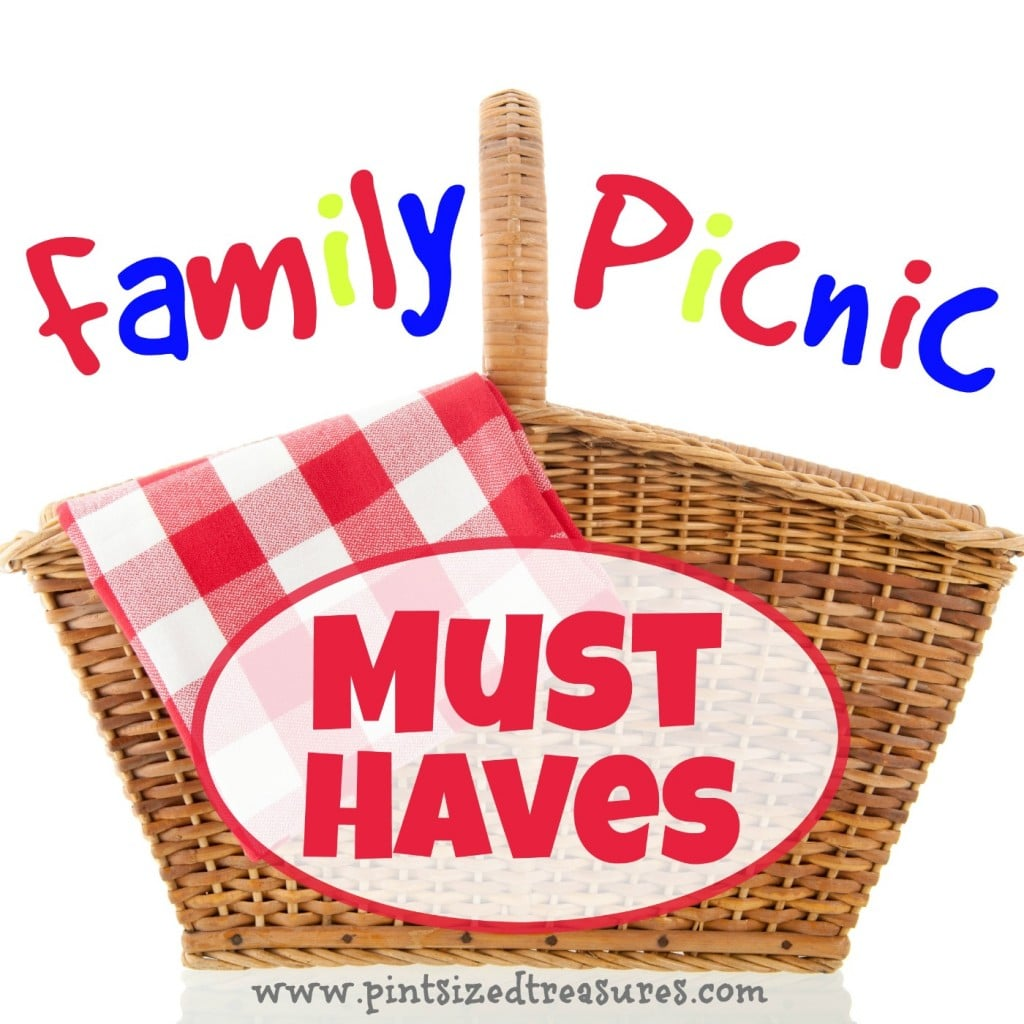 "Fun Family Picnic ""Must-Haves"""