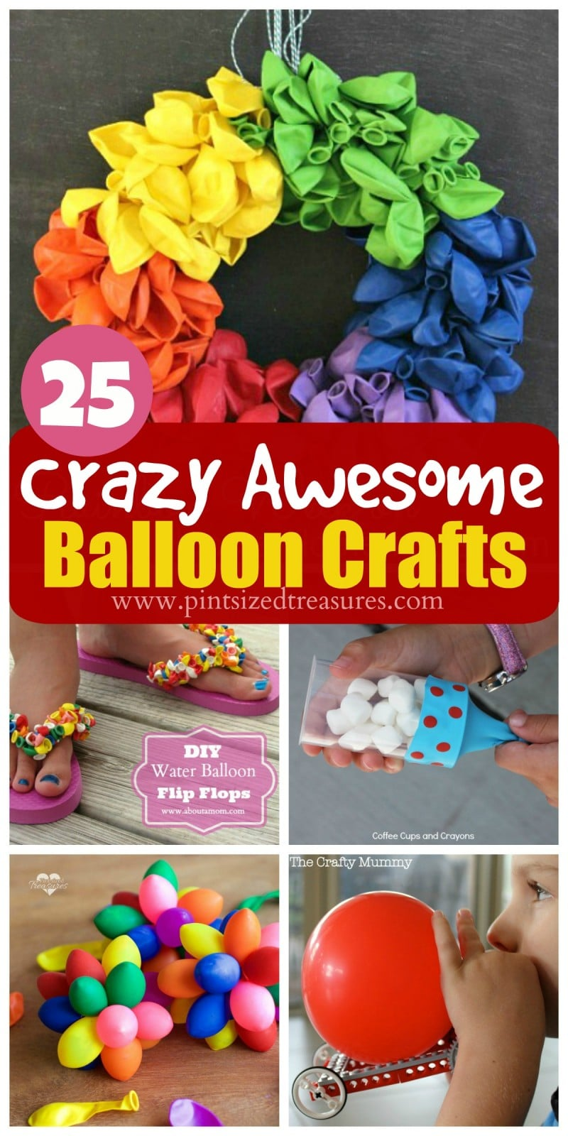 crafting with balloons