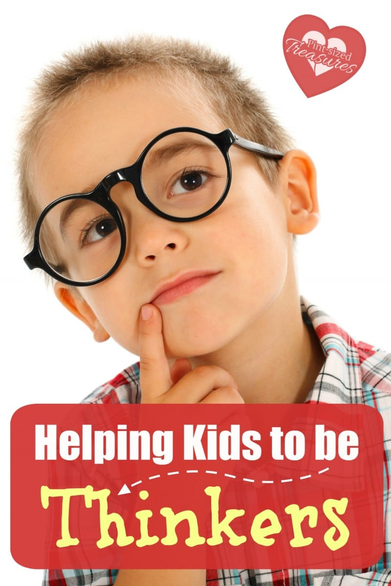 helping kids to think