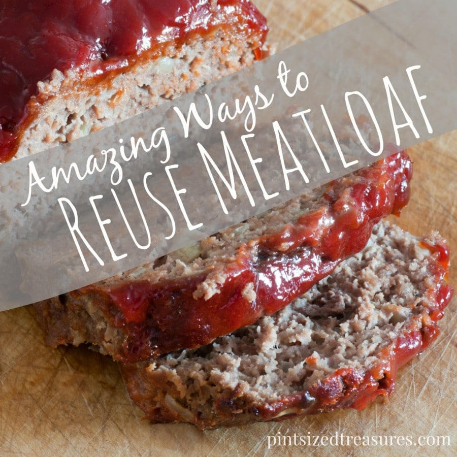 reuse leftover meatloaf