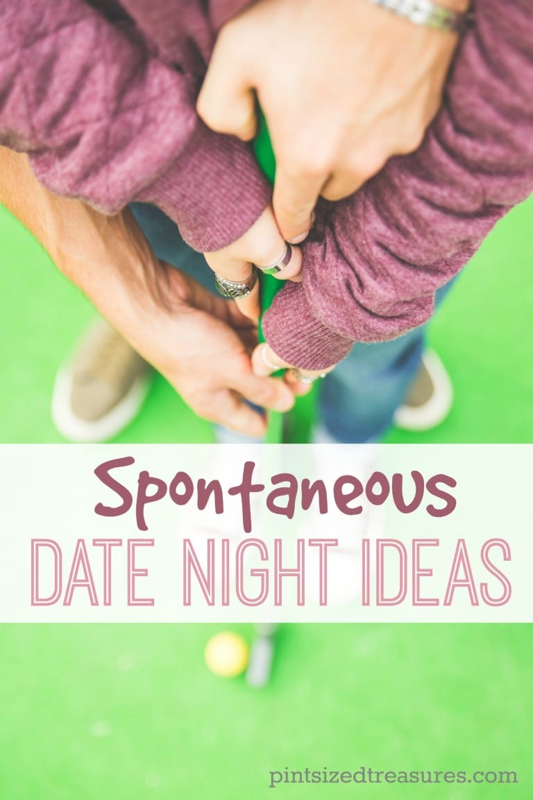 spontaneous date night ideas for couples
