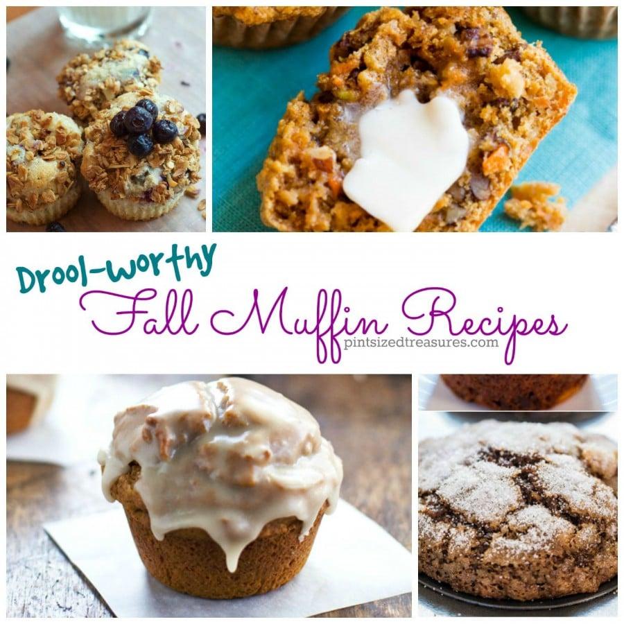 best fall muffin recipes
