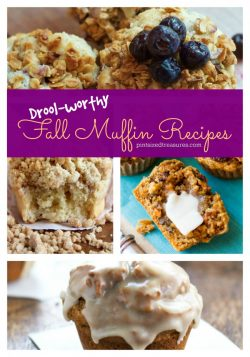 Drool-worthy Fall Muffin Recipes