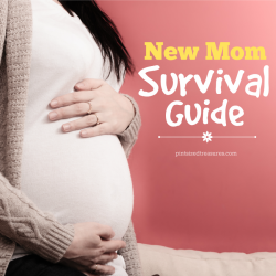 survival guide for new moms