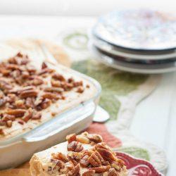 easy pumpkin lasagna dessert