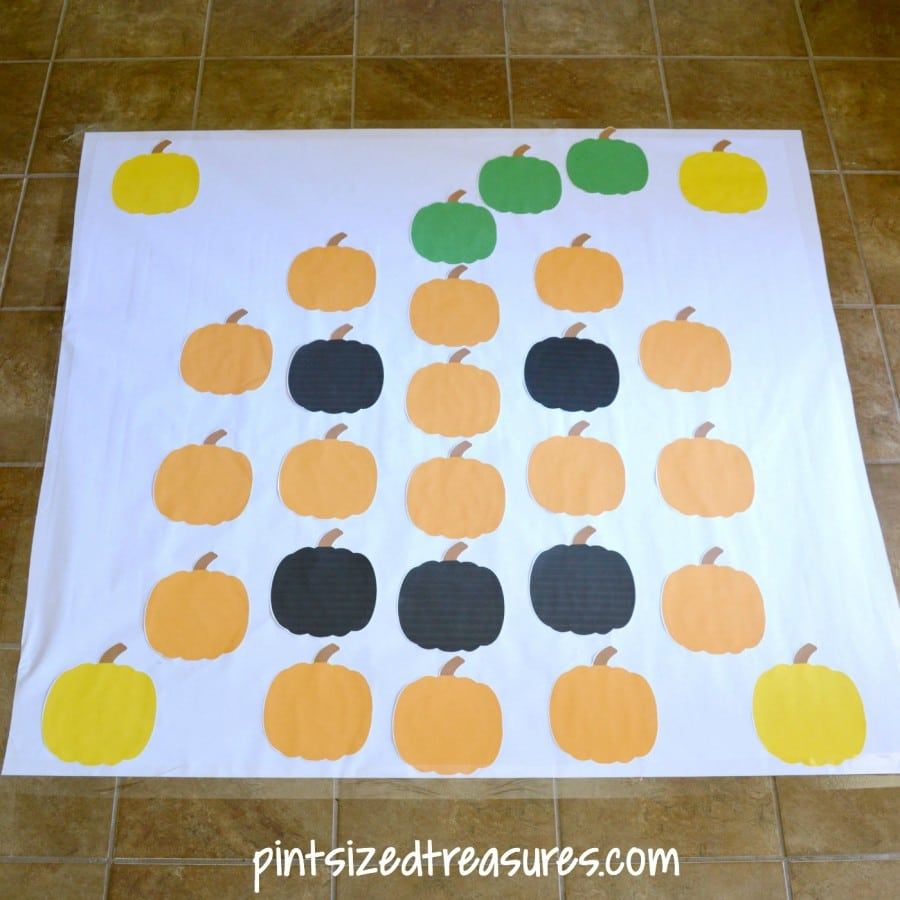 printable diy pumpkin twister
