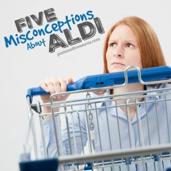 common misconceptions about ALDI