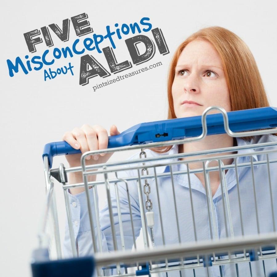 common misconceptions about ALDI
