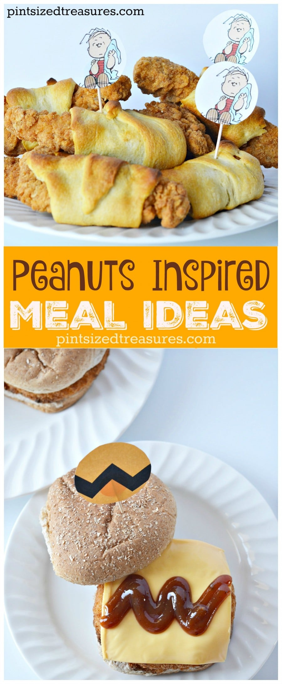 peanuts inspired meal ideas