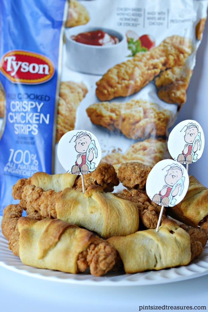tyson chicken strips in a recipe