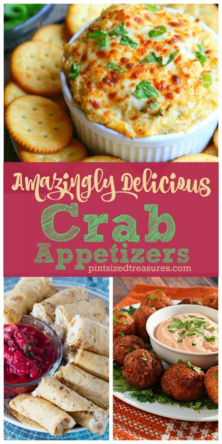 crab appetizers ideas