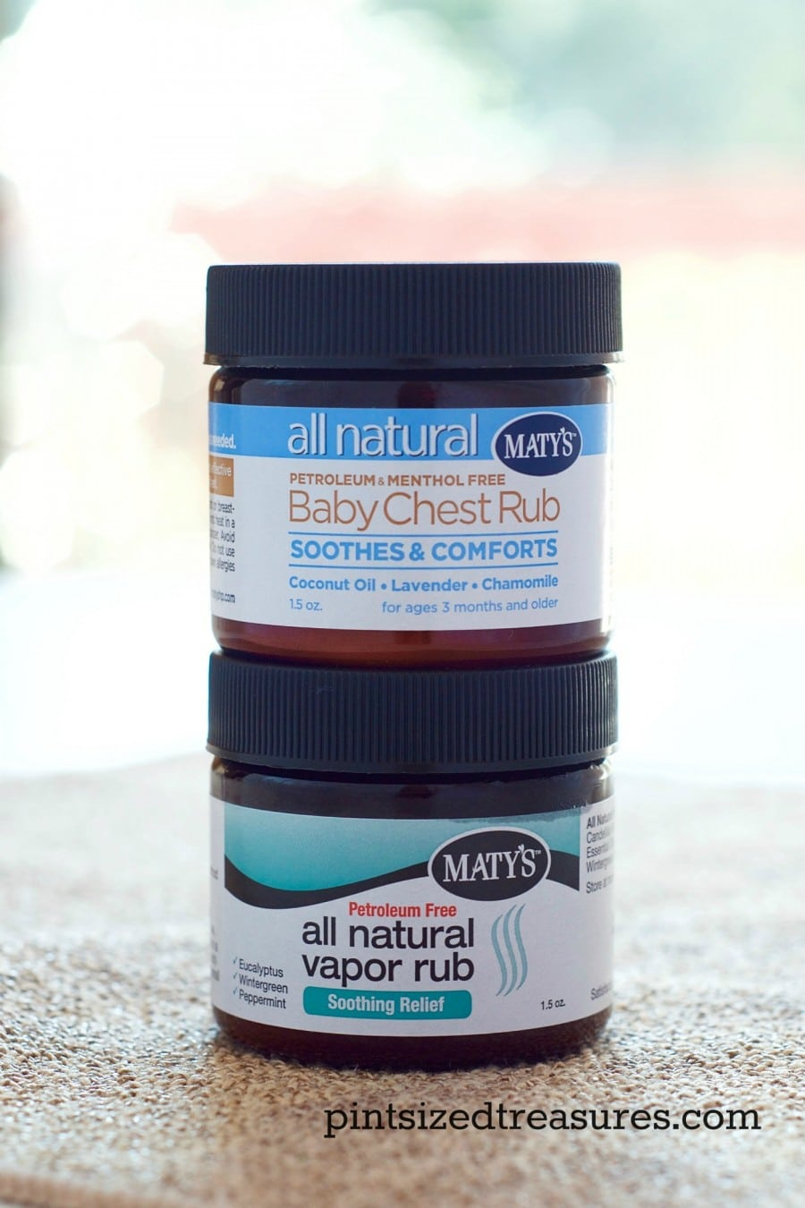 kids and natural helps for colds