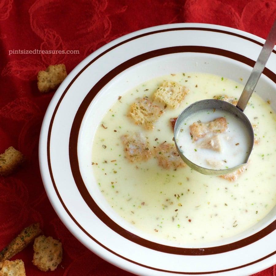 easy southern salmon stew recipe