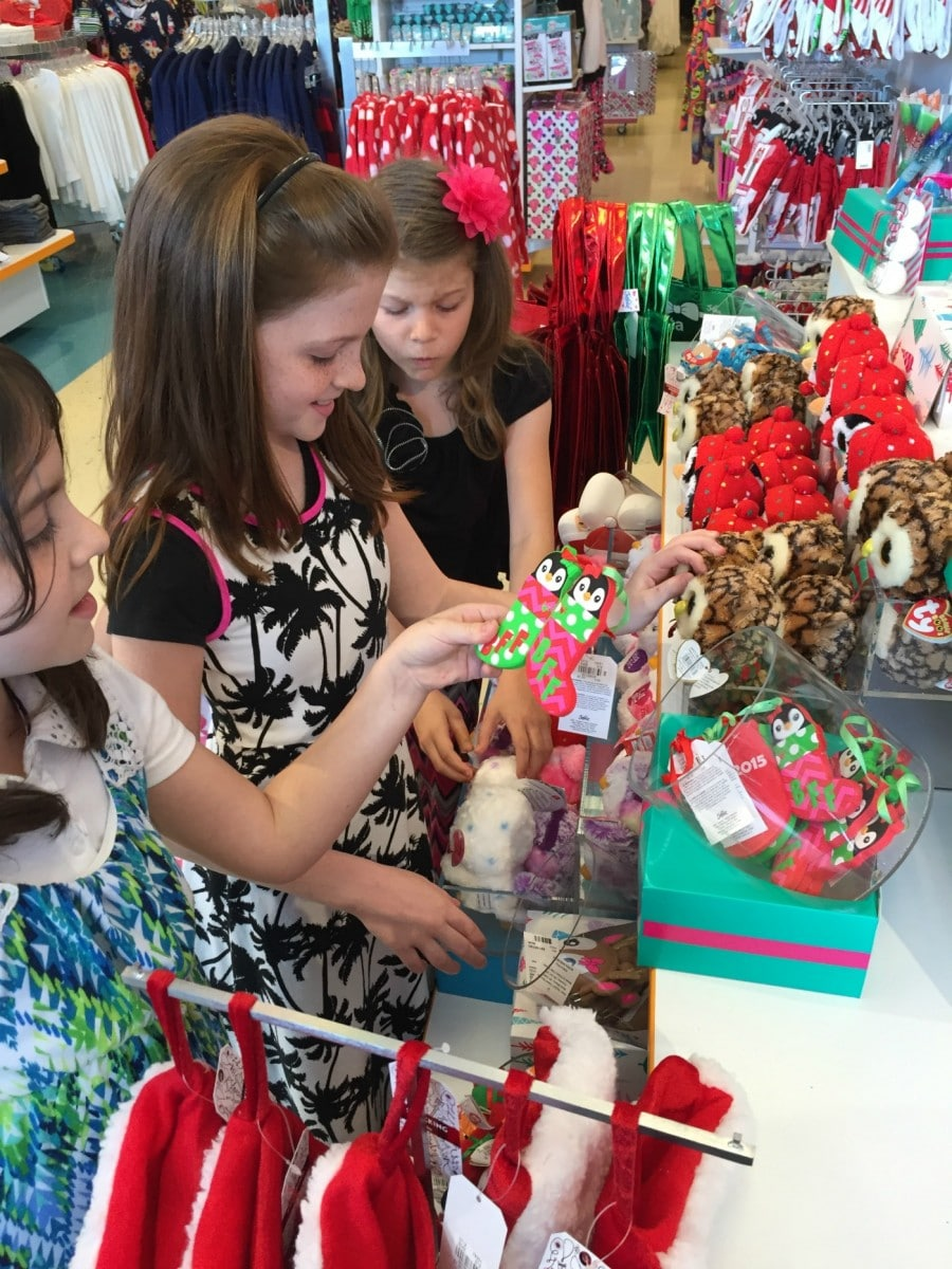 fun shopping trip ideas for girls