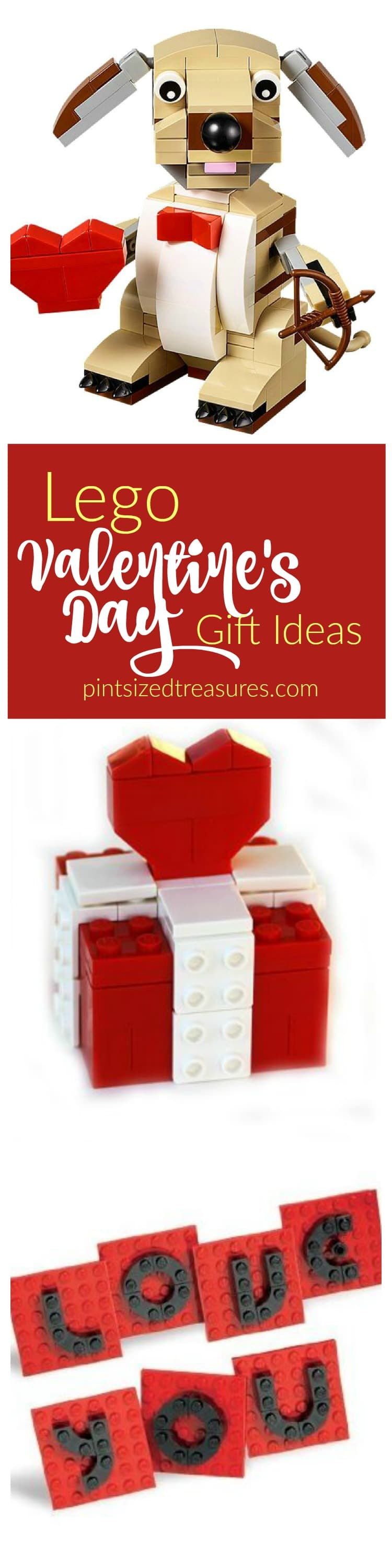 lego gift ideas for Valentine's Day