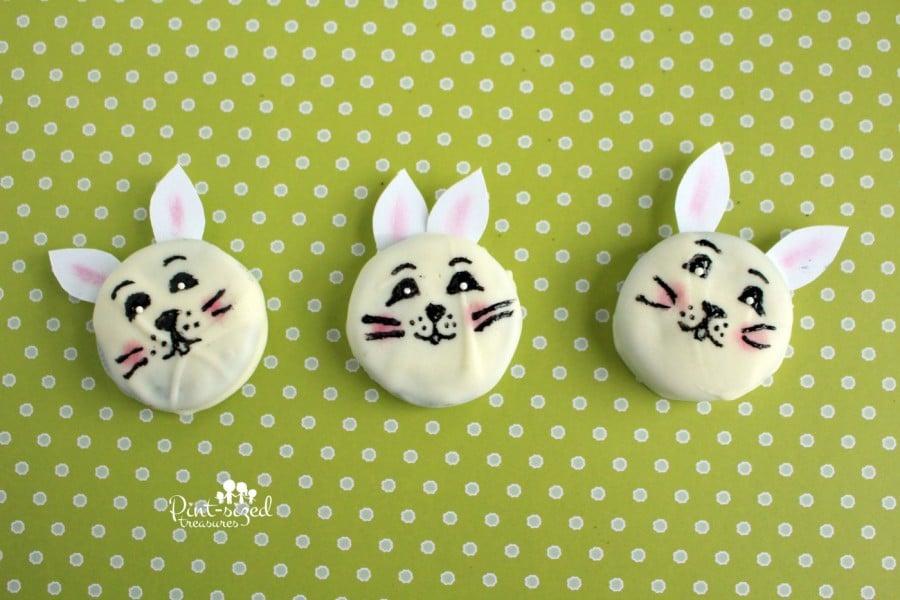bunny oreo cookies