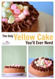 favorite yellow cake recipe