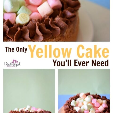 favorite yellow cake recipe