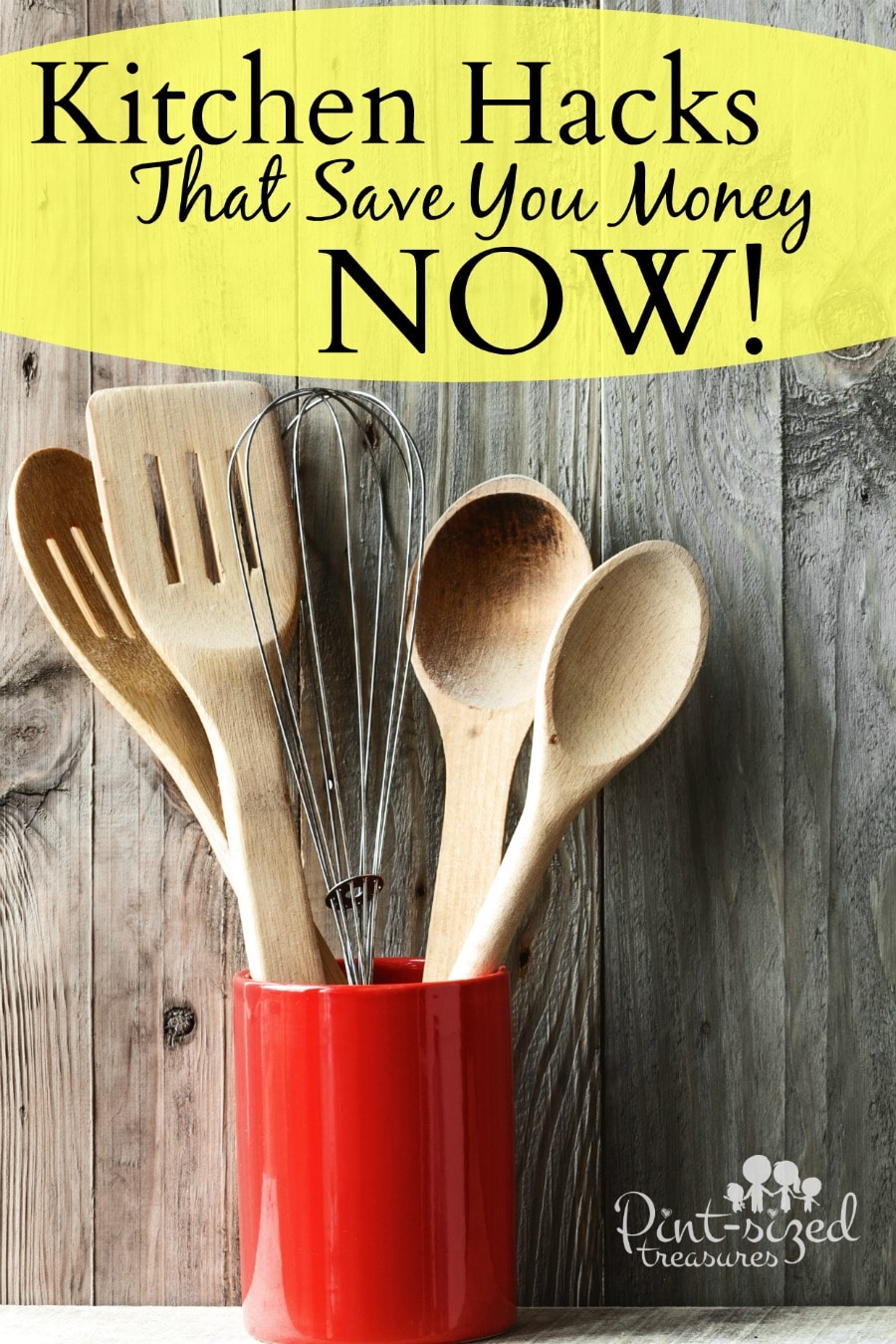 Wow! These kitchen hacks are genius -- and help save a TON of money in the kitchen!
