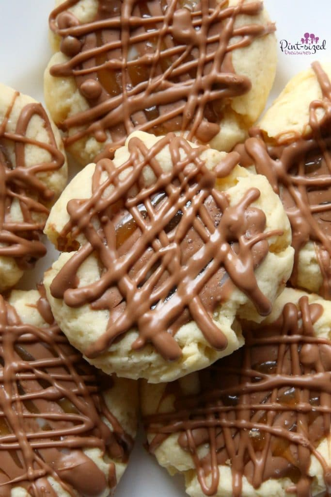 salted caramel cookie recipe