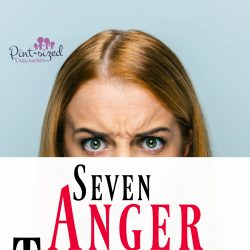 Anger triggers moms should avoid --- and how to avoid them!
