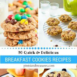 easy breakfast cookies recipes