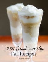Drool-worthy Fall Recipes eBook Freebie