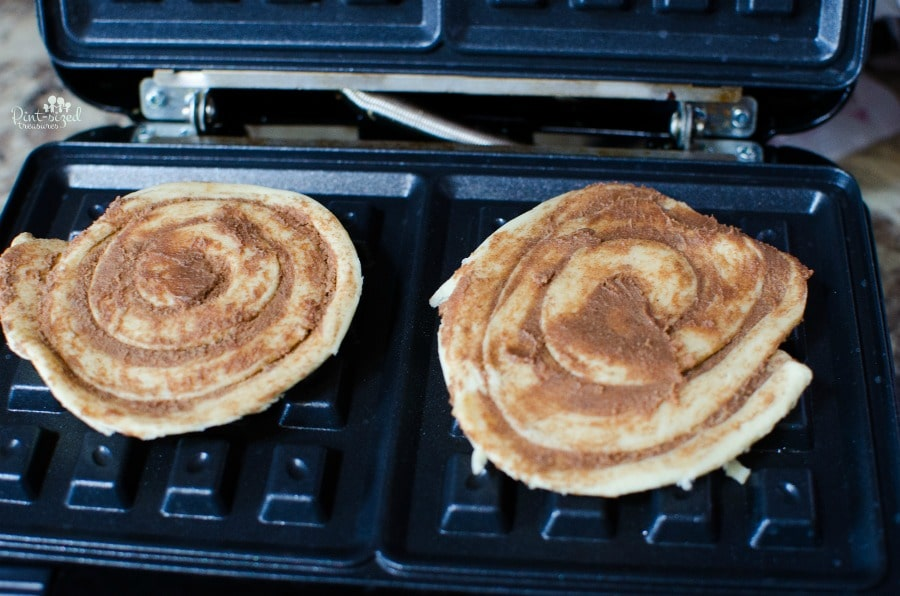 easy pumpkin cinnawaffle recipe