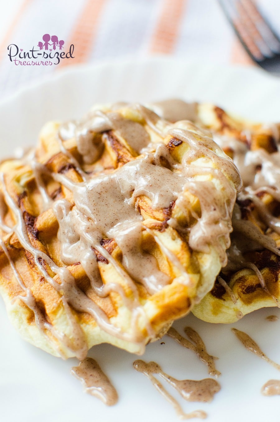 easy pumpkin cinnawaffles recipe