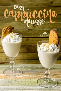 Easy Cappuccino Mousse