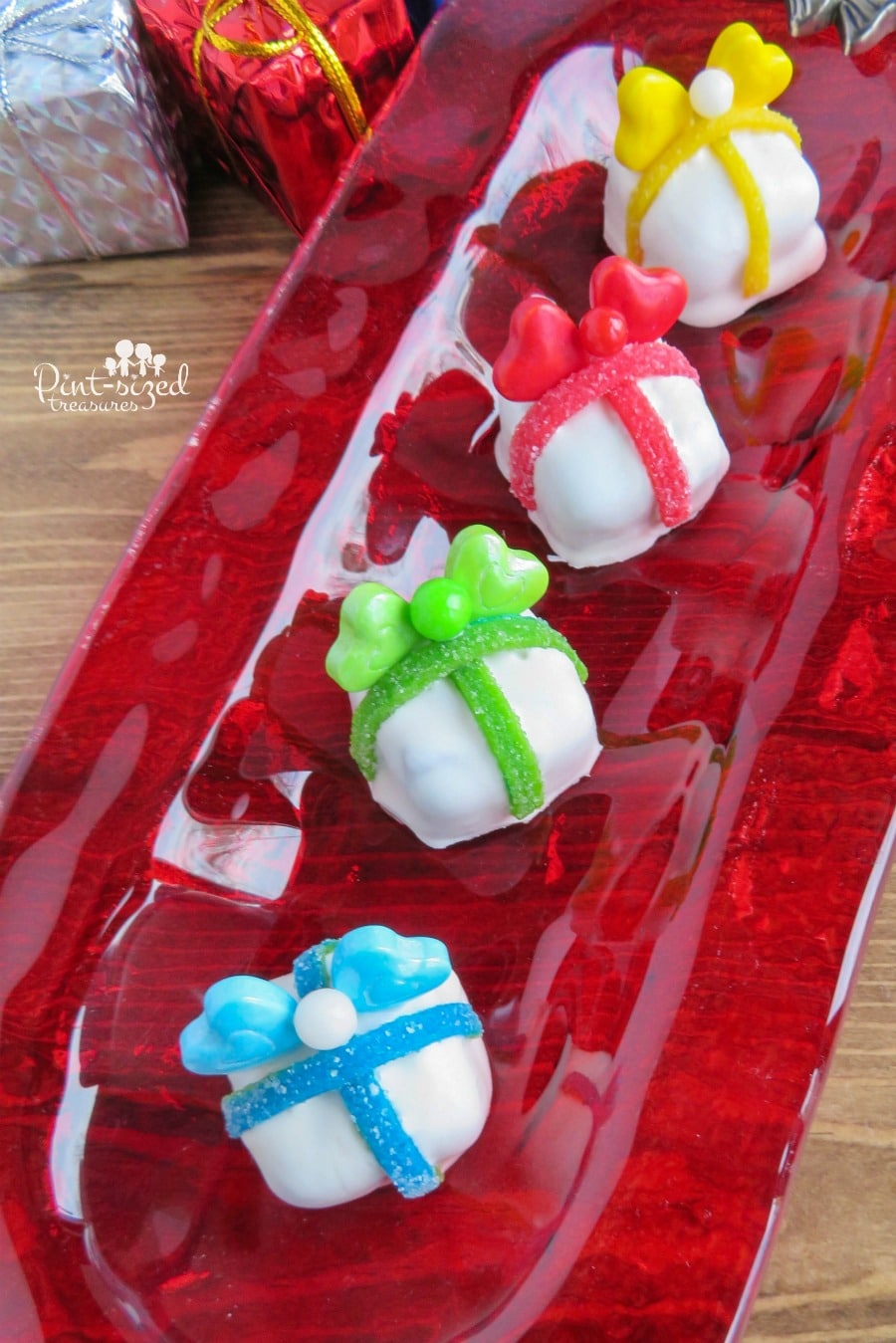 easy Christmas present treats recipe