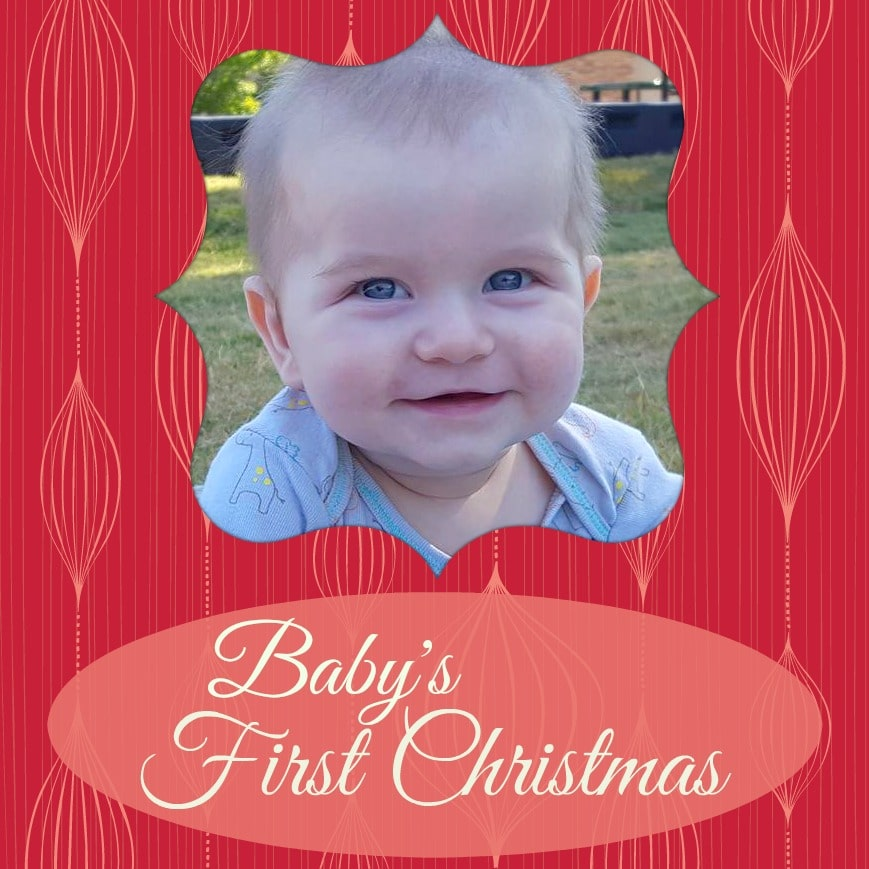 family traditions for babies first Christmas