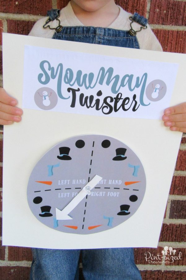 snowman twister