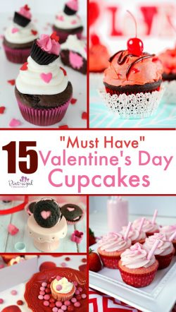 "15 ""Must Have"" Valentine's Day Cupcakes"