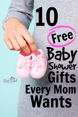 10 Free Baby Shower Gifts Every Mom Wants