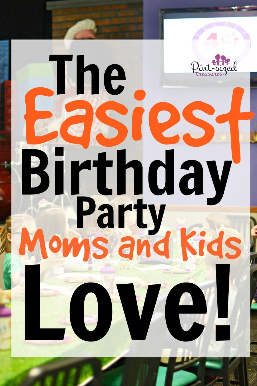 easy birthday party
