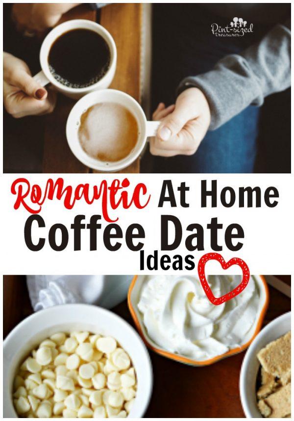 romantic coffee date night ideas